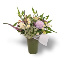 Pretty Posy Pot - Pastel